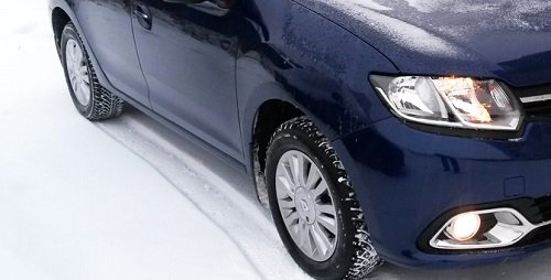 BFGoodrich G-Force Stud (БФ Гудрич Г-Форс Стад)
