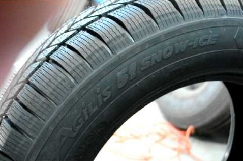Michelin Agilis 51 SNOW-ICE (Мишлен Агилис 51 Сноу-айс)