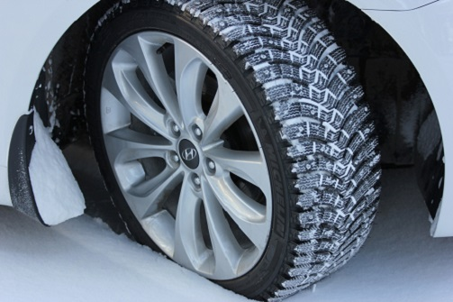 Michelin X-Ice North 2 (XIN2) (Мишлен Икс-Айс Норс 2)