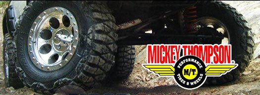 фото шины Mickey Thompson