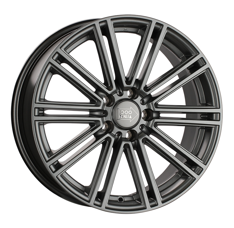 1000 Miglia MM1005 8.5x20 5x112 ET32 d66.6 matt anthracite