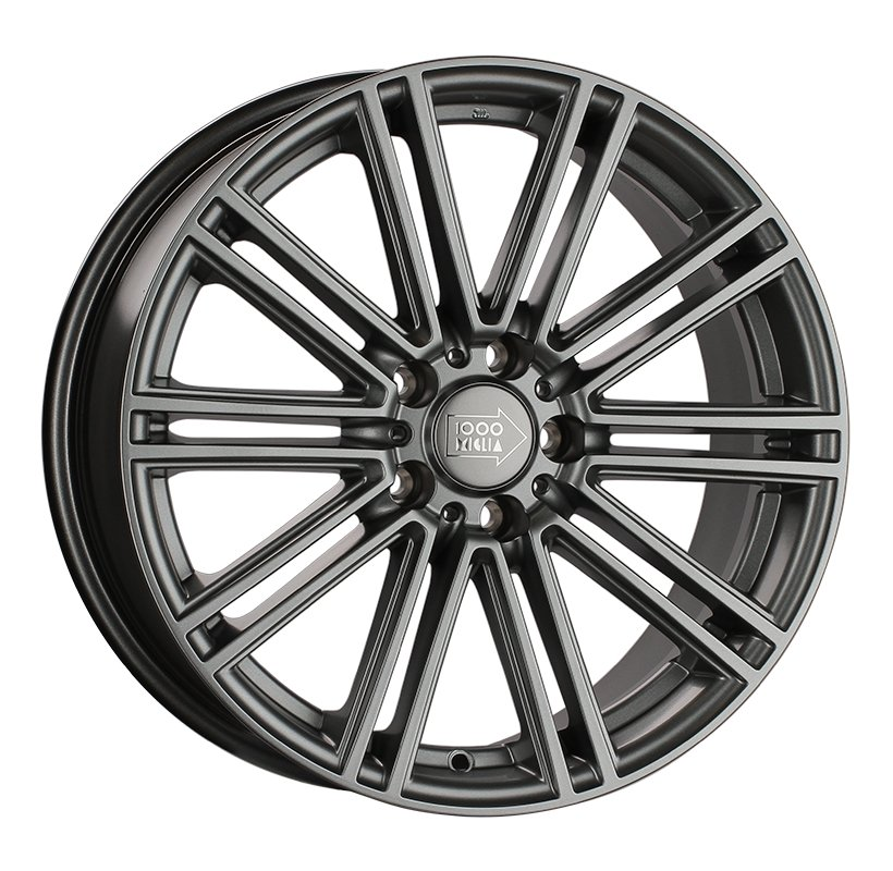 1000 Miglia MM1005 8.5x19 5x120 ET35 d72.6 matt anthracite