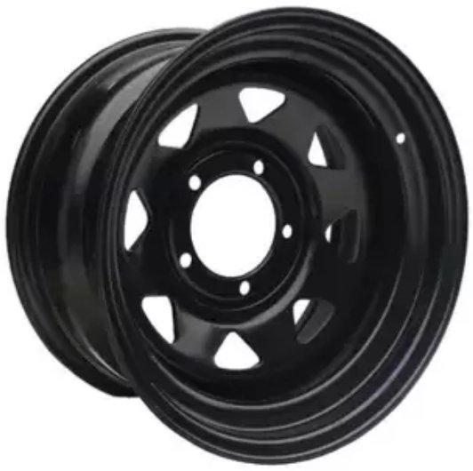 4x4 Sport Off Road 8Jx17 6x139.7 ET0 d110.5 Black