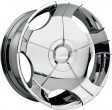 MHT Don 8.5x18 6/139.7 DIA 78.1 Chrome