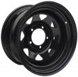 4x4 Sport Off Road 7x17 6/139.7 DIA 110.5 Black