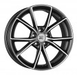 1000 Miglia MM035 8x18 5/112 DIA 66.6 matt anthracite polished lip