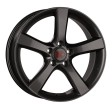 1000 Miglia MM1001 8x18 5/114.3 DIA 67.1 dark anthracite high gloss