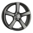 1000 Miglia MM1001 8x18 5/112 DIA 66.6 matt anthracite polished lip