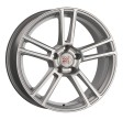 1000 Miglia MM1002 8.5x19 5/114.3 DIA 67.1 matt silver polished