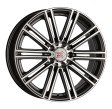 1000 Miglia MM1005 8.5x20 5/114.3 DIA 72.6 dark anthracite polished
