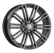 1000 Miglia MM1005 9.5x19 5/120 DIA 72.6 matt anthracite