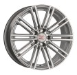 1000 Miglia MM1005 8.5x19 5/120 DIA 72.6 matt silver polished