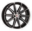 1000 Miglia MM1007 8.5x20 5/114.3 DIA 72.6 dark anthracite polished