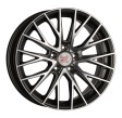 1000 Miglia MM1009 8x17 5/120 DIA 72.6 dark anthracite polished