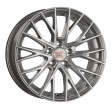 1000 Miglia MM1009 8x18 5/108 DIA 63.3 silver high gloss