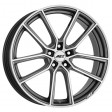 AEZ Raise 7.5x17 5/112 DIA 70.1 anthracite polished