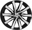 AEZ Reef SUV 9x19 5/112 DIA 66.6 black polished