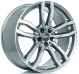Alutec DriveX 8.5x19 5/112 DIA 66.6 metal grey front polished