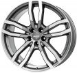 Alutec DriveX 8.5x19 5/108 DIA 63.3 metal grey front polished