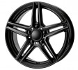 Alutec M10 6.5x16 5/112 DIA 66.6 racing black