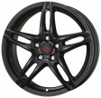 Alutec Poison 7x17 5/114.3 DIA 70.1 racing black