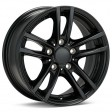 Alutec X10 7x17 5/120 DIA 72.6 racing-black