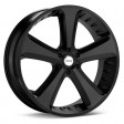 American Racing VN870 8x18 6/139.7 DIA 100.5 black
