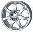 Anzio Light 7.5x17 5/112 DIA 66.6 polar silver