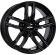 ATS Antares 7x17 5/112 DIA 57.1 diamond black
