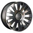 Replica Audi W535 A8 Rammses 7.5x17 5/112 DIA 57.1 anthracite polished