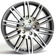 Replica Audi W555 Alabama 10x21 5/130 DIA 71.6 anthracite polished