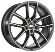 BBS XA 8.5x18 5/108 DIA 70.1 black diamond cut