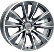 Replica BMW W668 Ricigliano (стиль 247) 8x18 5/120 DIA 74.1 dark polished