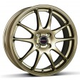 Borbet RS 7x17 4/100 DIA 64.1 bronze matt