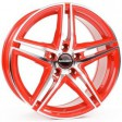 Borbet XRT 8x18 5/114.3 DIA 72.6 red front polished