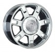 Replica Cadillac CL1 9x20 6/139.7 DIA 77.8 CHROME