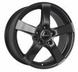 DEZENT RE dark 7.5x17 5/120 DIA 72.6 Black