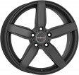 DEZENT TB dark 8x17 5/120 DIA 72.6 matt black