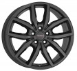 DEZENT TE dark 8.5x18 5/120 DIA 72.6 matt black