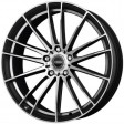 DOTZ Fast Fifteen 8.5x19 5/120 DIA 72.6 black polished