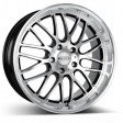 DOTZ Mugello 8.5x19 5/120 DIA 72.6 black polished