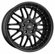 DOTZ MUGELLO dark 8.5x19 5/120 DIA 72.6 matt black