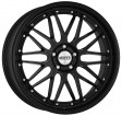 DOTZ Revvo black edition 8x18 5/108 DIA 70.1 matt black