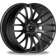 Inforged IFG9 8.5x19 5/112 DIA 66.6 matt black
