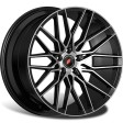 Inforged IFG34 8.5x20 5/112 DIA 66.6 black machined