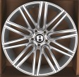 KH Design Bentley 111 (Continental GT) 9.5x20 5/112 DIA 57.1 HS
