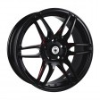 Konig Deception (S889) 7.5x17 5/114.3 DIA 73.1 GBQPIR