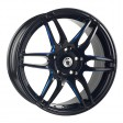 Konig Deception (S889) 7.5x17 5/114.3 DIA 67.1 GBQPlB