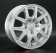 LS Wheels 188 6.5x15 4/114.3 DIA 73.1 SF