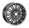 LS Wheels 237 6.5x15 4/98 DIA 58.5 GM